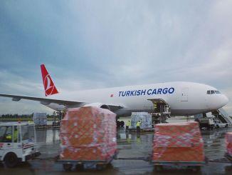 nilai turkiyenin kargo turkisin untuk eksport berterusan