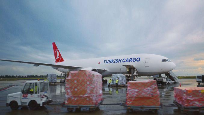turkish cargo turkiyenin nga kantidad nga gidugang sa mga eksport nagpadayon