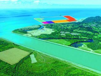 مشروع turkiyenin الضخم ورشة عمل مشروع وادي فيليوس Basliyor
