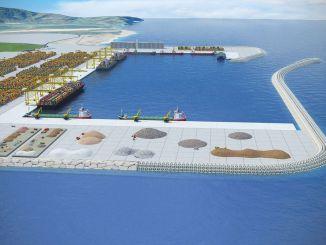 مشروع تركيين الضخم مشروع وادي فيليوس حوالي