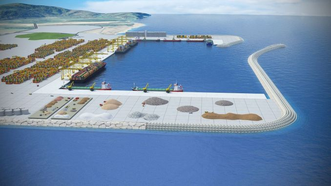 turkiyenin mega project Filyos Valley project about