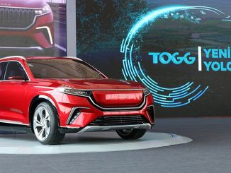 domestic electric car togg came before the road otv hike