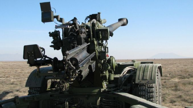 mm panther howitzer fire control system