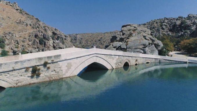 Where is Cesnigir Bridge History of Cesnigir Bridge
