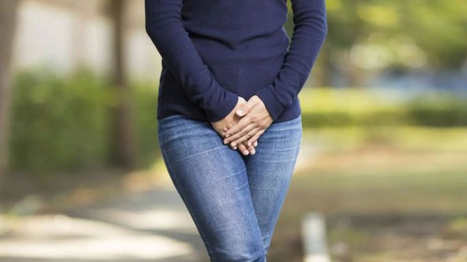 Involuntary Incontinence Cause of Depression in Women