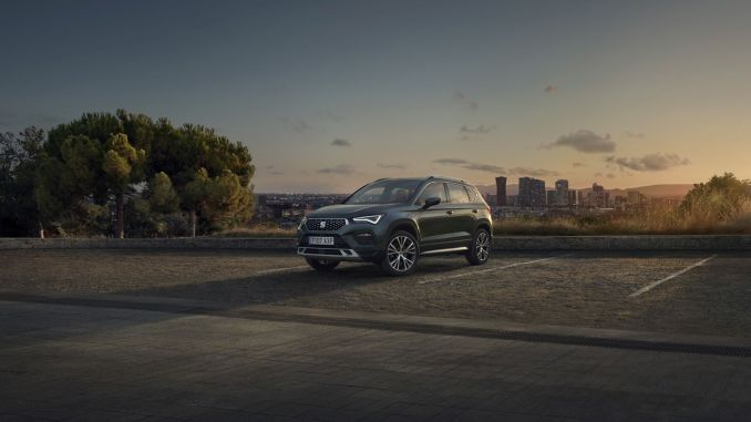 Special Spring Deals on SEAT Ateca and Arona Models