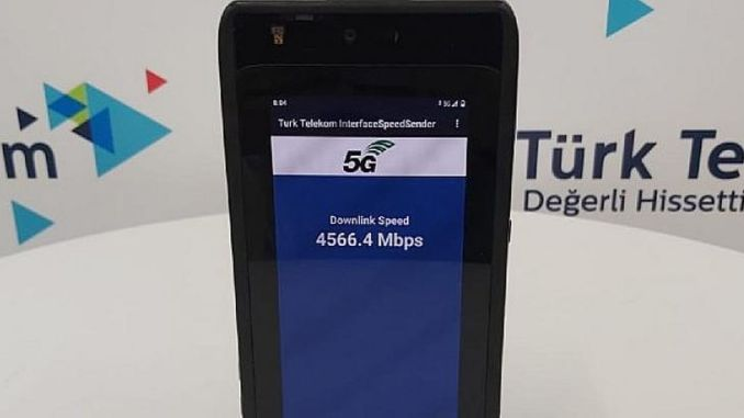 New World Record for GDE from Turk Telekom
