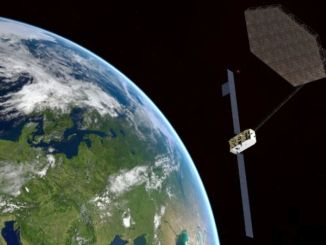 airbus premiered the first satellite factory in space