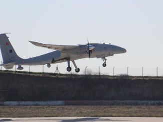Akinci pt successfully completed its first flight