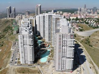 intense interest in real estates put up for sale in Ankara Büyüksehirin