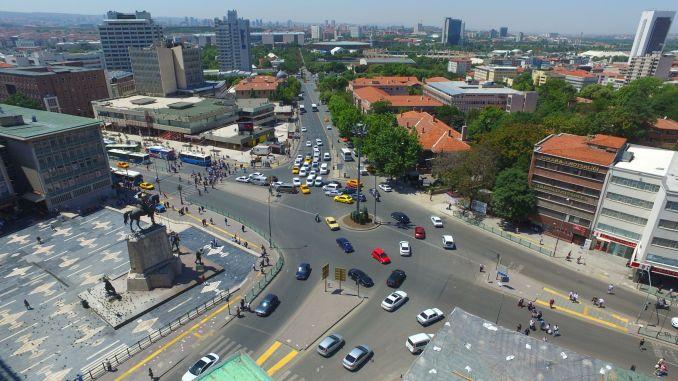 Free internet usage started in Ankara squares