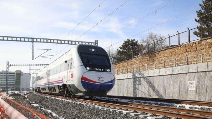 ankara sivas flash development in high-speed train services
