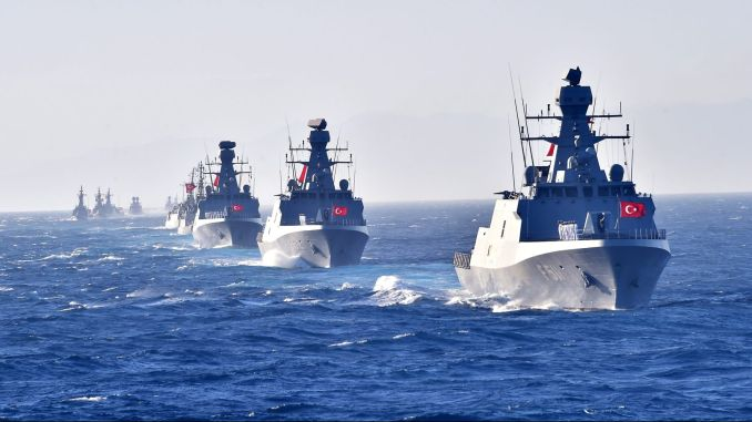 a country from europe is interested in milgem corvettes