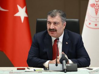 The minister shared the number of cases according to the major provinces
