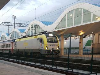 When will regional train services start?