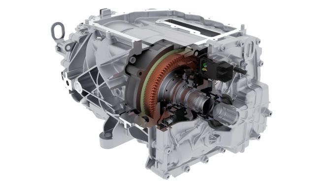 borgwarner launches hvh electric motor for commercial vehicle segment