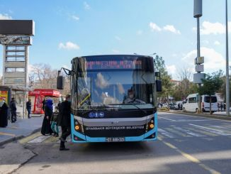 Public transportation network is expanding in diyarbakir