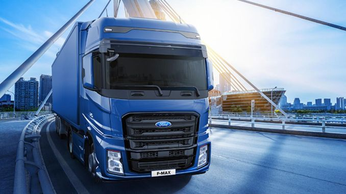 Ford Trucks continues its growth in western europe with belgium