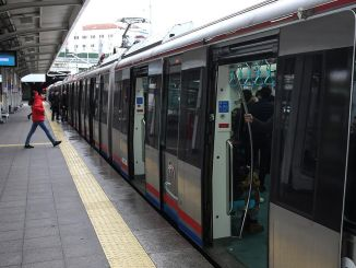 Million passengers a year used the gebze ring commuter line