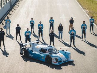 hydrogen period in races with hyundai and forze motorsport