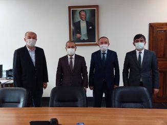 Is our provincial national education manager nevzat akbastan kardemir as general? vice-assistant ugur altundaga visit