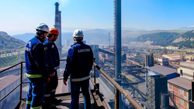 Kardemir contributes to the national economy with energy production