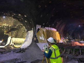 kirazli halkali metro insaati yeniden basliyor
