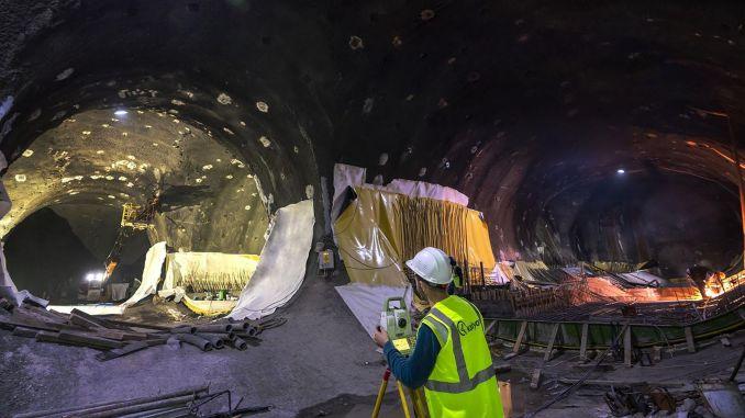 cherry ring metro construction starts again