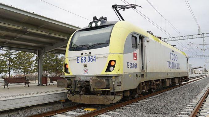 test drives continue in konya karaman high-speed train line
