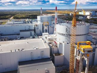 New unit commissioned in leningrad ngs