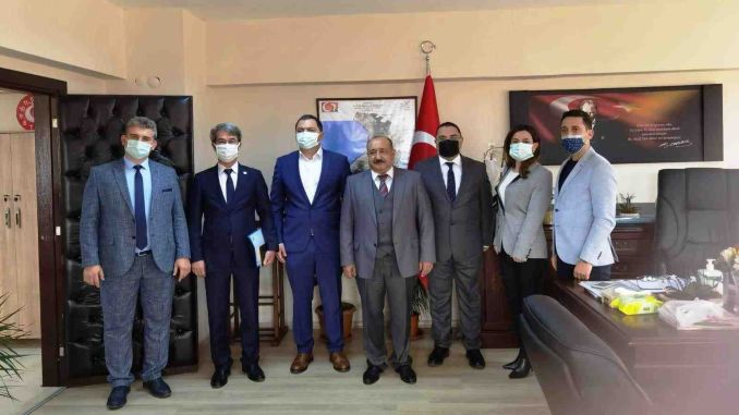 Cooperation visit from metro istanbul to error
