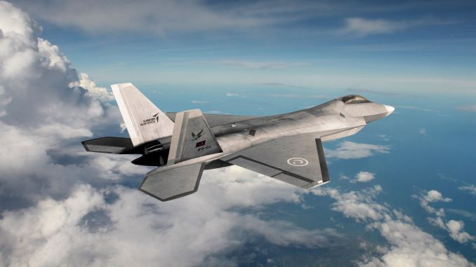 There are three options for the national combat aircraft engine
