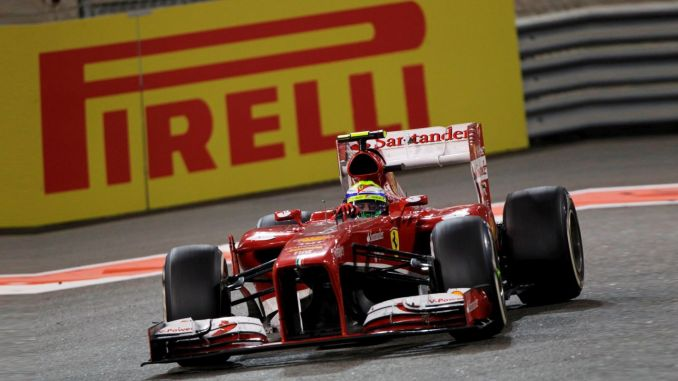 Pirelli will test inc f tires this year