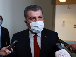 health minister evaluated the latest situation regarding virus with big mutant