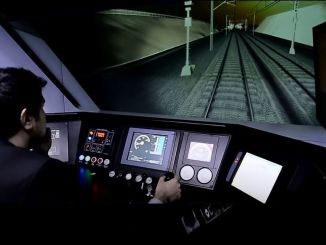 Train driver course, which was delayed due to the epidemic, has started