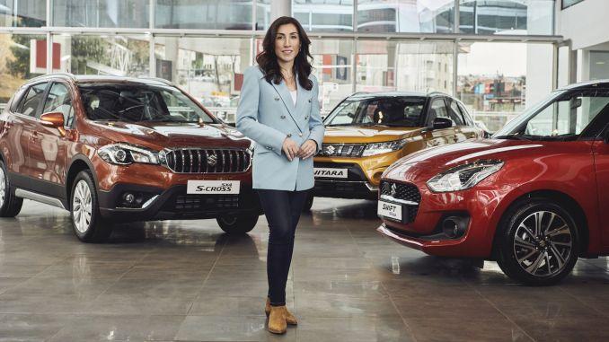 Suzuki smart hybrid SUV family turkiyede
