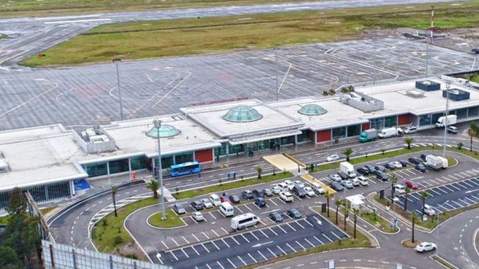 Tav has opened its new terminal in Batumi Airport