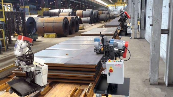 GBC was the choice of products turkiyenin giant shipyard