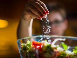 reduce salt consumption in steps