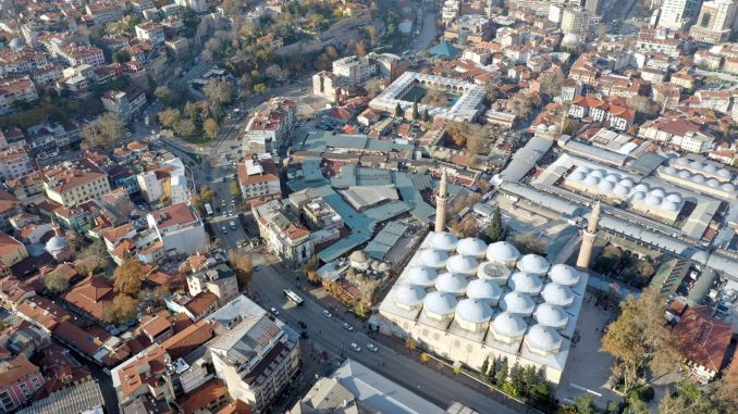 The Expropriation Decision of the Historical Bazaar and Khans Area was Published in the Official Gazette
