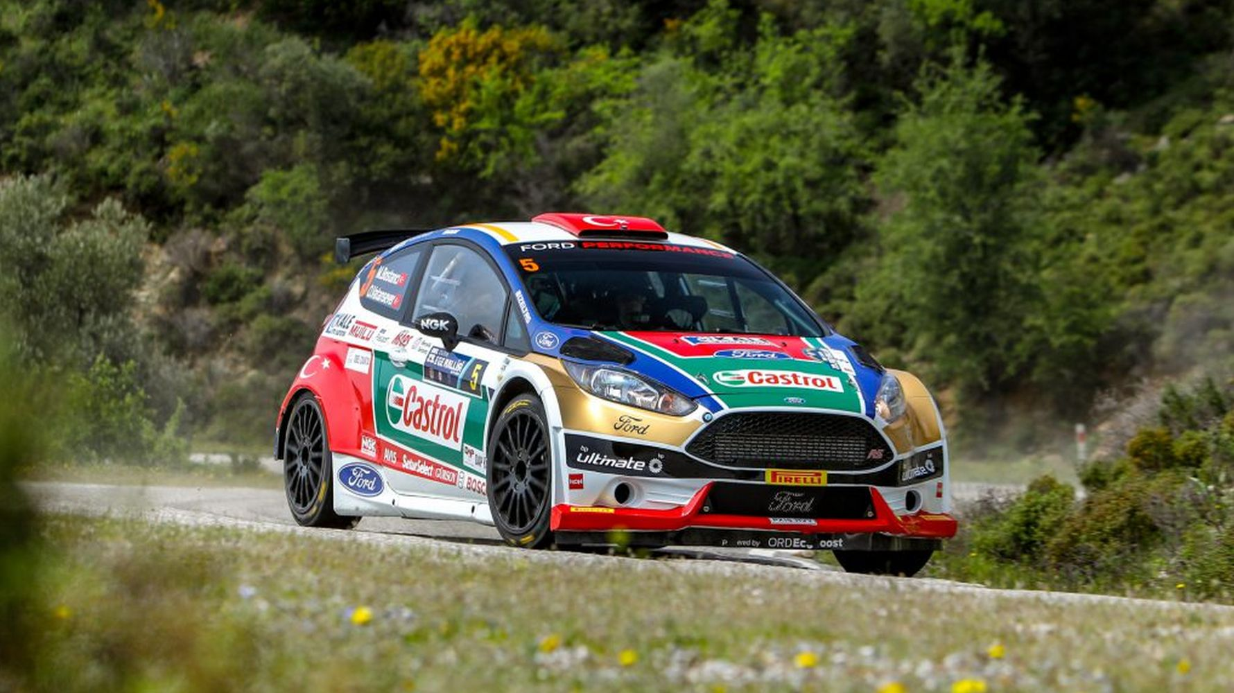 Record participation in BOTAV Rally Bodrum Race