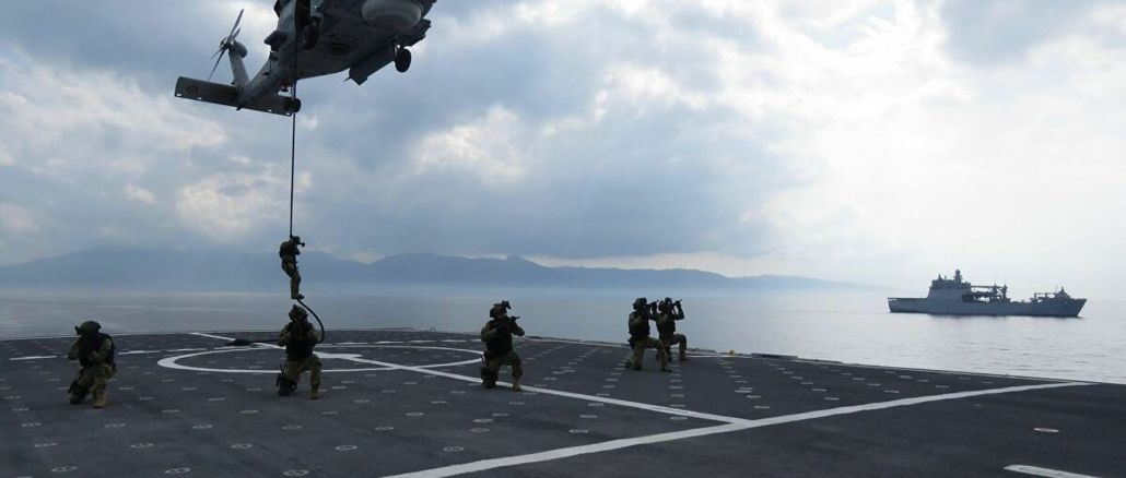 amphibious assault ship preparations continue for anatolia