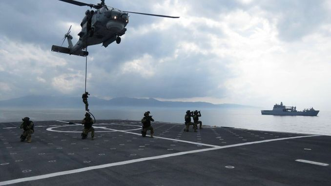 amphibious assault ship preparations continue for anatolia