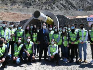 el ministro llamó a los jóvenes con karaismailog a participar juntos en el proyecto forward