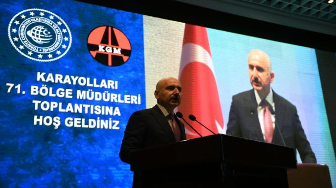 channel istanbul statement from minister karaismailogl