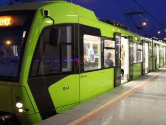 pažnja korisnika bursaray-a, novaci, radna linija podzemne željeznice ide na održavanje