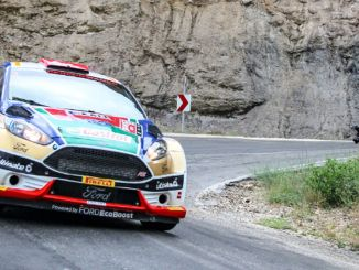 Castrol Ford team to run after the success of PES turkey