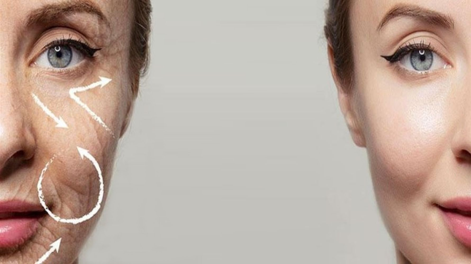 Environmental factors make people aging fast