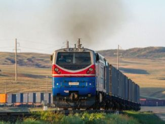 The new railway line between cin and asean has been activated
