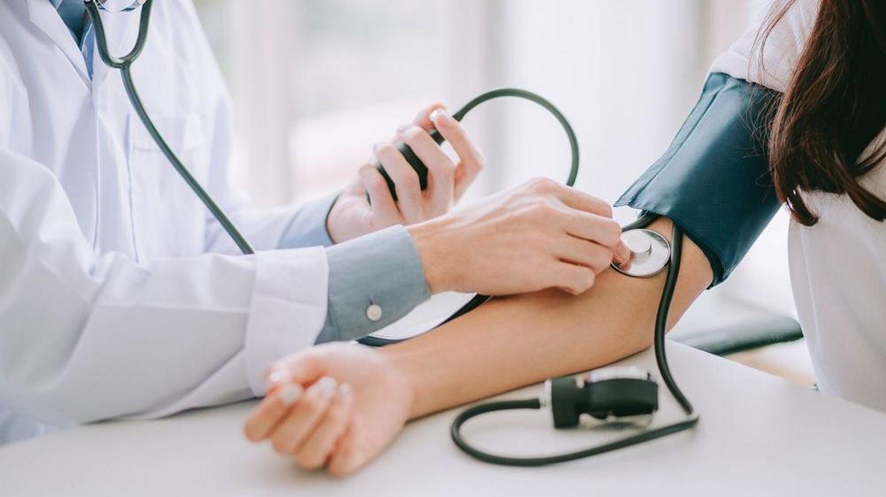 covid pandemic raises blood pressure